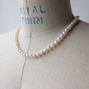 Belle de Mer pearls 17 inch